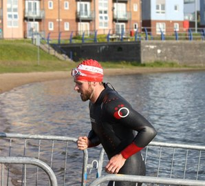 Llanelli Swim exit