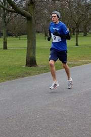 Running a 10k fun run in Victoria Park in March
