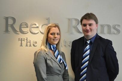 James & Sarah-Local Branch Managers