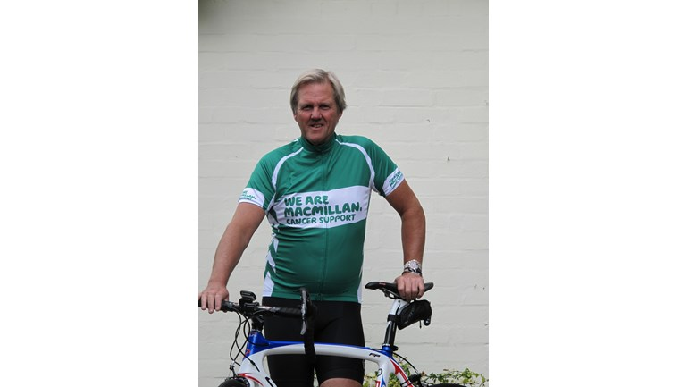 8035a2c1f Paul Cawte is fundraising for Macmillan Cancer Support