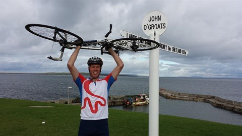 Finished - 1,000 miles !!