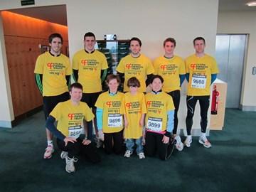 Training - Silverstone Half Marathon