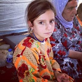 Newroz Camp in Derik, Rojava.