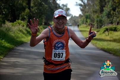 Easter Island half marathon
