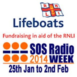 Supporting the RNLI through Amateur Radio