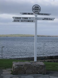 Jon o Groats (Finish)