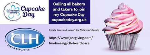 Support the Alzheimer's Society by donating
