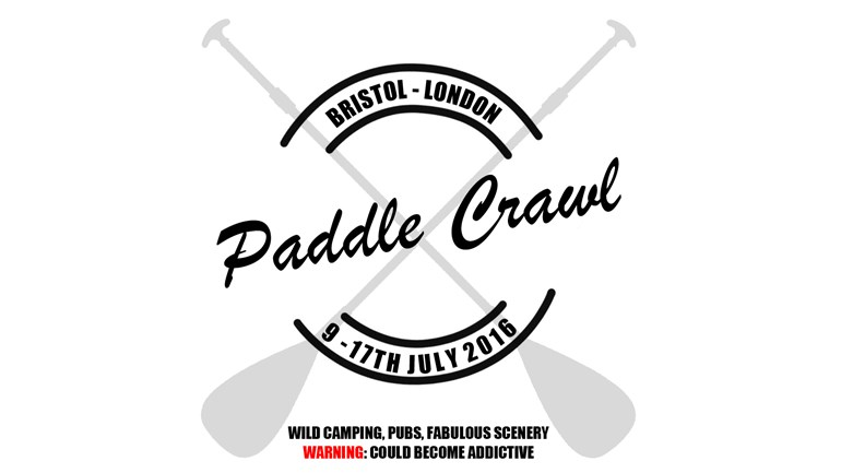 Paddle Crawl is fundraising for YOUTH ADVENTURE TRUST