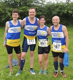 Rother Valley Triathlon 2014