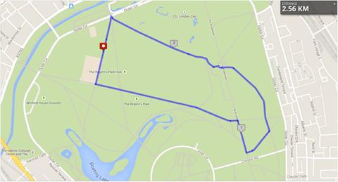 Map or Run
