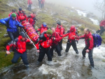 © Paul Burke and feature Langdale Ambleside MRT