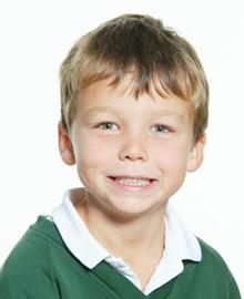 Ben McNicol - aged 6