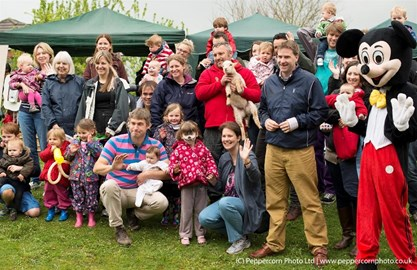 2014 fundraising fun day