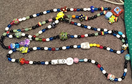 Leo's Beads as of March 2015