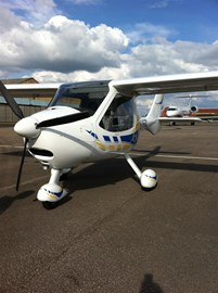 New Style Microlight (Blackpool Airport)
