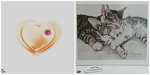 23) - Prize bundle from Mini Minx and Mama and Wifrelife - Art by Cerysanne