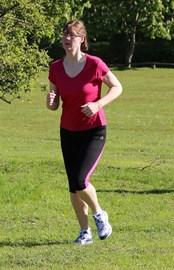 Training up and running