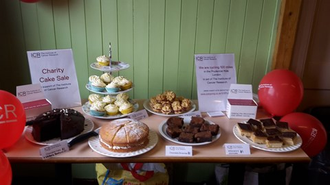 Another from the cake sale