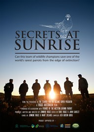 """Secrets at Sunrise"" film poster"
