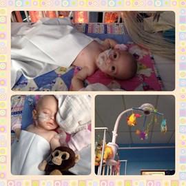 Sophie on G4 ward