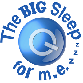 The Big Sleep for ME logo