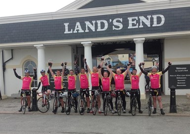 The team at LAND'S END!!