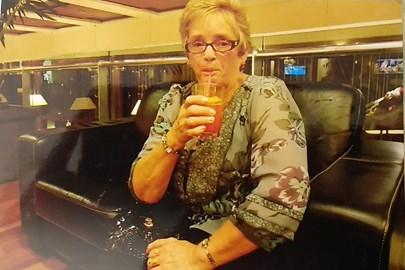 Cheers to you, Mum.