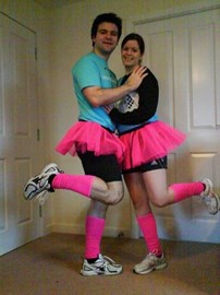 In out tutus!