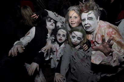 Herne Bay Zombies from 2011