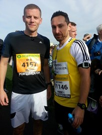 Morrisons Great South Run 2015