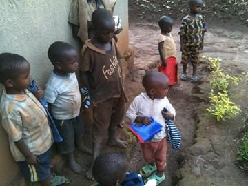 Nyamata Children
