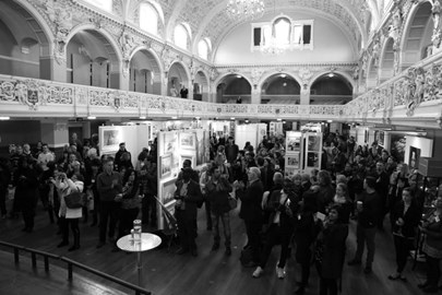 Oxford International Art Fair - Oxford Town Hall