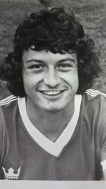 Dave Syrett Swindon Town 1973-77