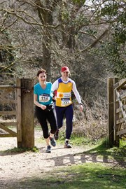 Fantastic New Forest 20 mile race!