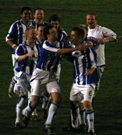 Brighton Win REMF 8