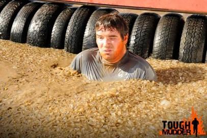 Little cold Tough Mudder