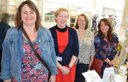 MLU Cake Sale raises £900