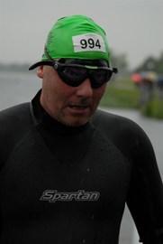 finishing the Eton Dorney 1500m race May 2014