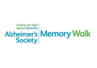 Alzheimer's Society Memory Walk 2015