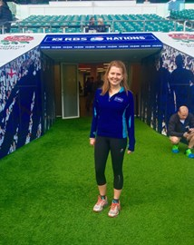 Runners Training Day at Twickenham Stadium
