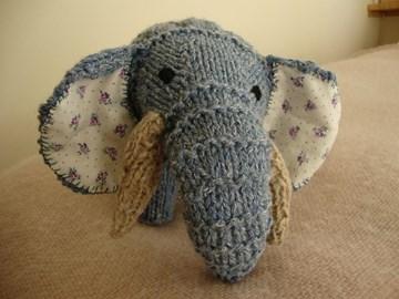 Gaza the Elephant