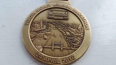 VLM Medal 2016
