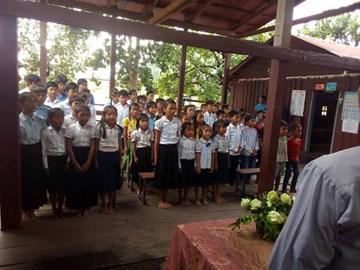 Takok Phnong School