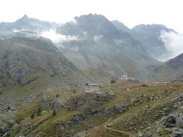 Pian del Re, source of the Po