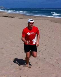 Jonathan 'PJ' Hanman - Training Abroad