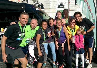 8.2 miles done with this lovely lot yesterday
