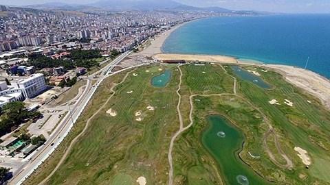 Samsun Golf Club, Turkey