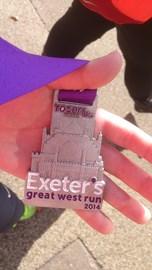 Great West Run 2014