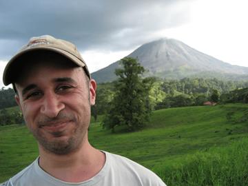 Michael Dixon last seen in Costa Rica 2009