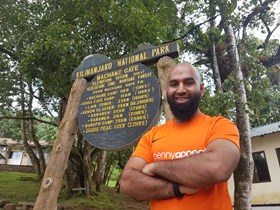 Haroon Mota is fundraising for Penny Appeal